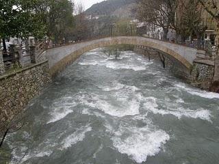 El puente de Pinos Genil