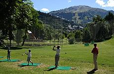 Campo de golf Baqueira